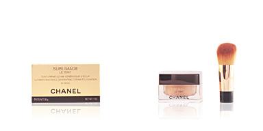 Chanel SUBLIMAGE LE TEINT teint crème #B30-beige 30 ml