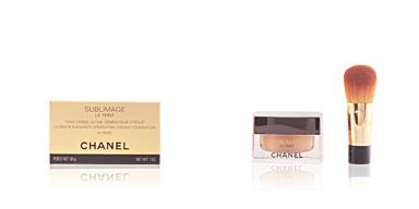 Chanel SUBLIMAGE LE TEINT teint crème #B40-beige 30 ml