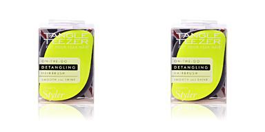 COMPACT STYLER NEON yellow zest Tangle Teezer