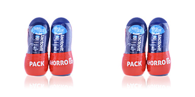 Lactovit LACTOVIT HOMBRE deodorant ROLL-ON SET 2 pz