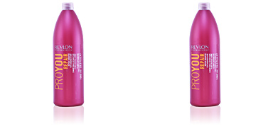PRO YOU repair shampoo for damaged hair Revlon