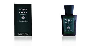 Acqua Di Parma cologne CLUB after shave lotion 100 ml