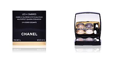Chanel LES 4 OMBRES #274-codes élégants 2 gr