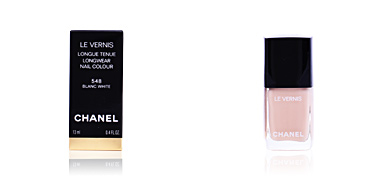 Chanel LE VERNIS #548-blanc white 13 ml