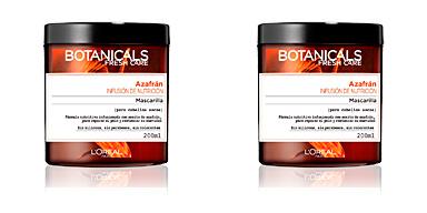 L'Oréal BOTANICALS AZAFRAN INFUSION NUTRICION mask 200 ml