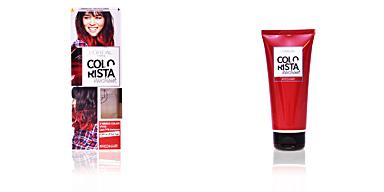 WASH OUT coloración temporal #12 red L'Oreal Colorista