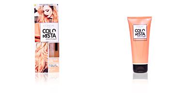 WASH OUT coloración temporal #1 peach L'Oreal Colorista