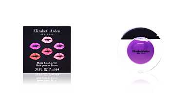 Elizabeth Arden SHEER KISS lip oil #purple serenity 7 ml