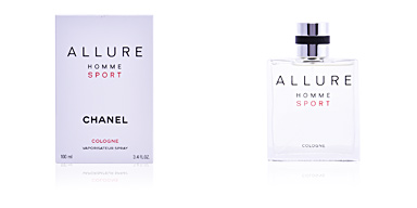 Chanel ALLURE HOMME SPORT cologne sport spray 100 ml