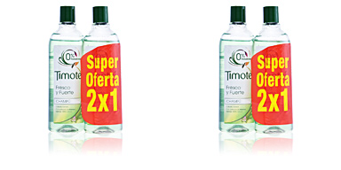 Timotei HIERBAS ALPINAS Shampoo SET 2 x 400 ml