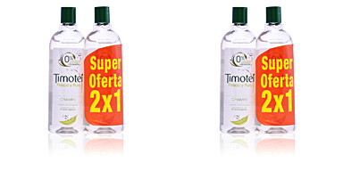 Timotei FRESCO Y PURO Shampoo SET 2 x 400 ml