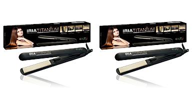 Id Italian IRIA TITANIUM straightener profesional