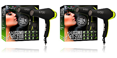 Id Italian AIRLISSIMO GTI 2300 hairdryer #green