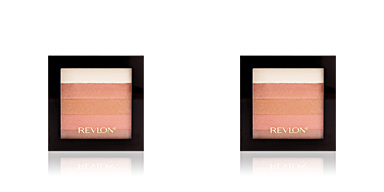 Revlon Make Up HIGHLIGHTING PALETTE #30-bronze glow 7,5 gr