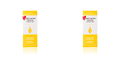 Revlon Make Up ESSENTIAL cuticle oil nourishes & hydrates 14,7 ml