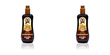 Australian Gold ACCELERATOR with bronzer spray gel 237 ml
