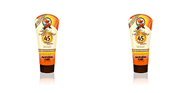 Australian Gold PREMIUM COVERAGE SPF45 sheer faces with bronzer 88 ml