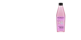 DIAMOND OIL glow dry shampoo Redken