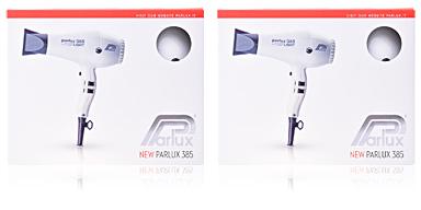 HAIR DRYER 385 power light ionic & ceramic white Parlux