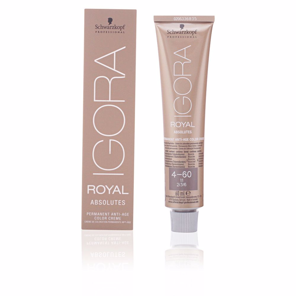IGORA ROYAL ABSOLUTES anti-age color creme 4-60