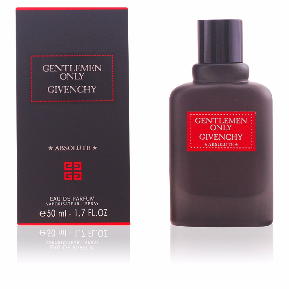 GENTLEMEN ONLY ABSOLUTE eau de perfume spray 50 ml