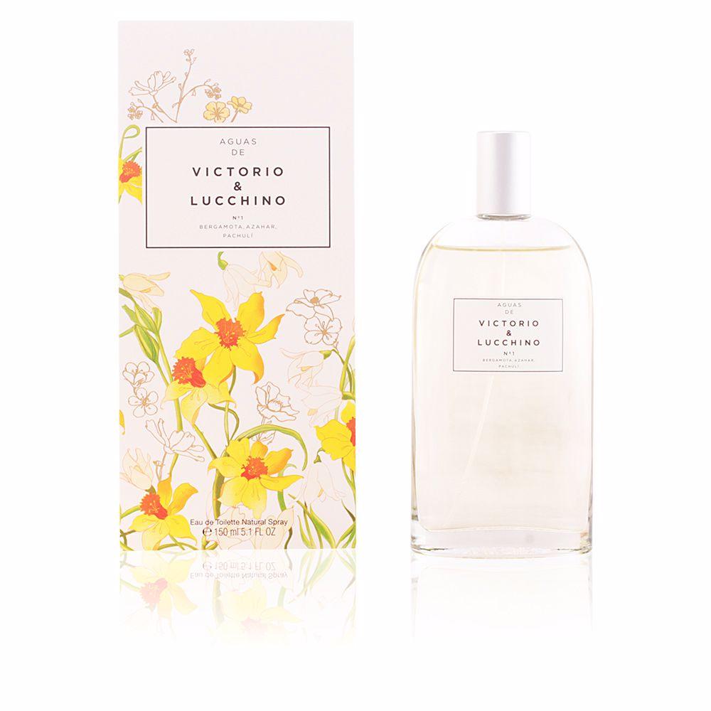 Victorio Lucchino Perfumes Aguas De Victorio Lucchino Nº1 Eau De Toilette Spray Products Afriluxe
