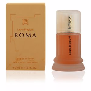 Laura Biagiotti ROMA eau de toilette spray 50 ml