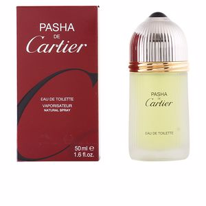 Cartier PASHA eau de toilette spray 50 ml