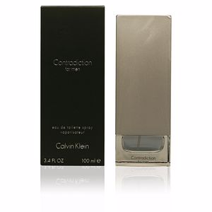 Calvin Klein CONTRADICTION FOR MEN eau de toilette spray 100 ml.