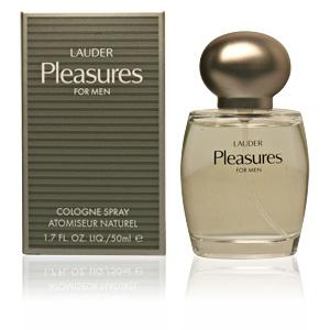 Estee Lauder PLEASURES FOR MEN cologne spray 50 ml