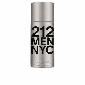 Carolina Herrera 212 NYC MEN deodorant spray 150 ml