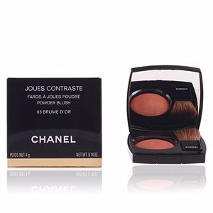 Chanel JOUES CONTRASTE #03-brume d'or