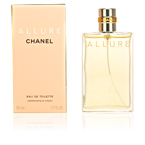 ALLURE eau de toilette spray 50 ml