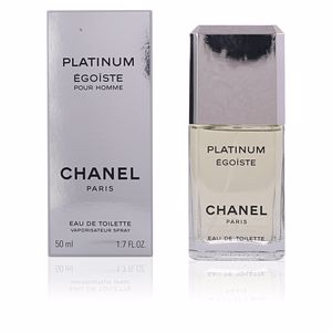 Chanel ÉGOÏSTE PLATINUM eau de toilette spray 50 ml