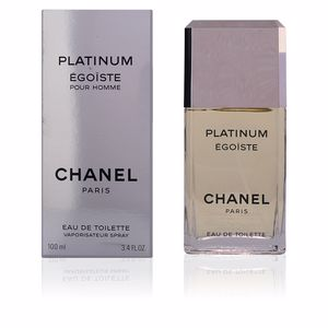 Chanel ÉGOÏSTE PLATINUM eau de toilette spray 100 ml