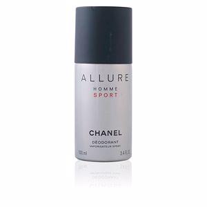 Chanel ALLURE HOMME SPORT deodorant spray 100 ml
