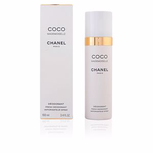 Chanel COCO MADEMOISELLE deodorant spray 100 ml