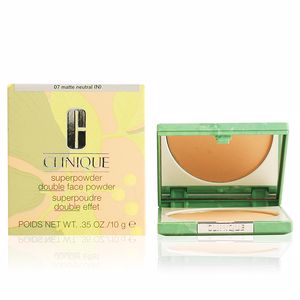 Clinique SUPERPOWDER double face powder #07-matte neutral