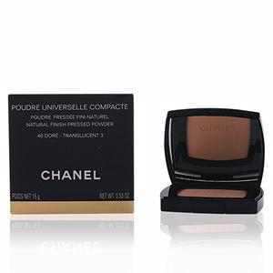 Chanel POUDRE UNIVERSELLE compacte #40-doré