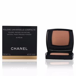 Chanel POUDRE UNIVERSELLE compacte #50-pêche