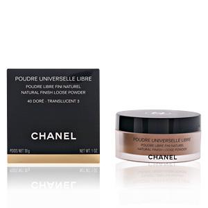 Chanel POUDRE UNIVERSELLE LIBRE #40-doré