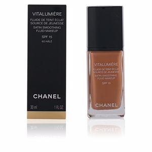 Chanel VITALUMIÈRE fluide de teint éclat #60-hâlé