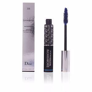 Dior DIORSHOW mascara waterproof #258-azur