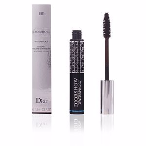 Dior DIORSHOW mascara waterproof #698-châtaigne