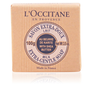 L'Occitane KARITE savon extra-doux lait 100 gr