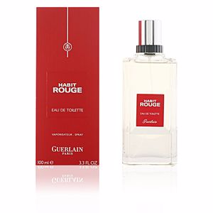 Guerlain HABIT ROUGE eau de toilette spray 100 ml