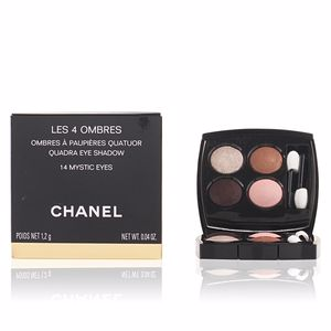 Chanel LES 4 OMBRES #14-mystic eyes