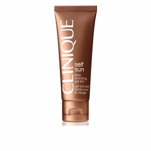 Clinique SUN face bronzing gel tinted 50 ml