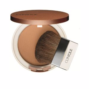 Clinique TRUE BRONZE pressed powder bronzer #03-sunblushed