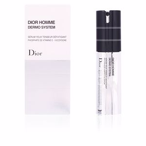 Dior HOMME DERMO SYSTEM anti-fatigue firming eye serum 15 ml